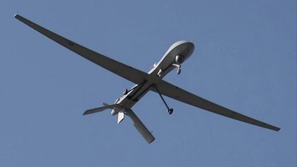 التحالف العربي يعلن اعتراض طائرة مسيرة أطلقتها مليشيا الحوثي باتجاه السعودية