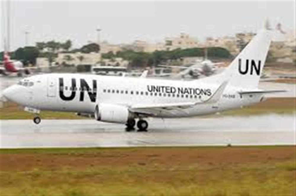 وفد حوثي يغادر صنعاء على متن طائرة أممية للمشاركة في اجتماعات سويسرا