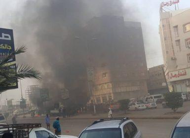 عدن.. تواصل الاحتجاجات الغاضبة ضد السلطة المحلية بالمدينة