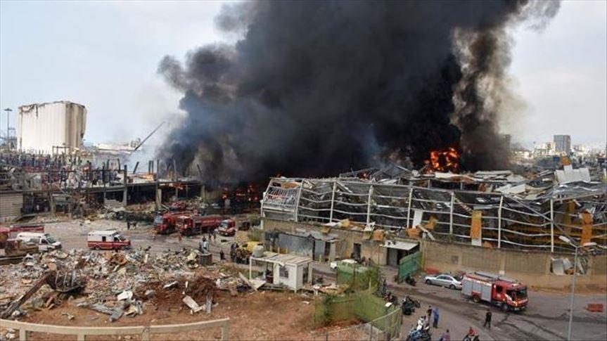الجيش اللبناني: الانتهاء من عمليات مسح المناطق المتضررة وهناك 9 مفقودين جراء انفجار بيروت