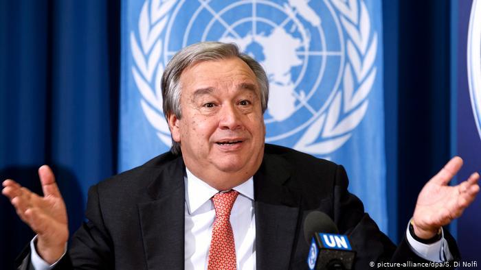 رسالة إلى أمين عام الأمم المتحدة بطلب إعفاء مبعوثه الخاص ودولة الإمارات العربية المتحدة من الملف اليمني