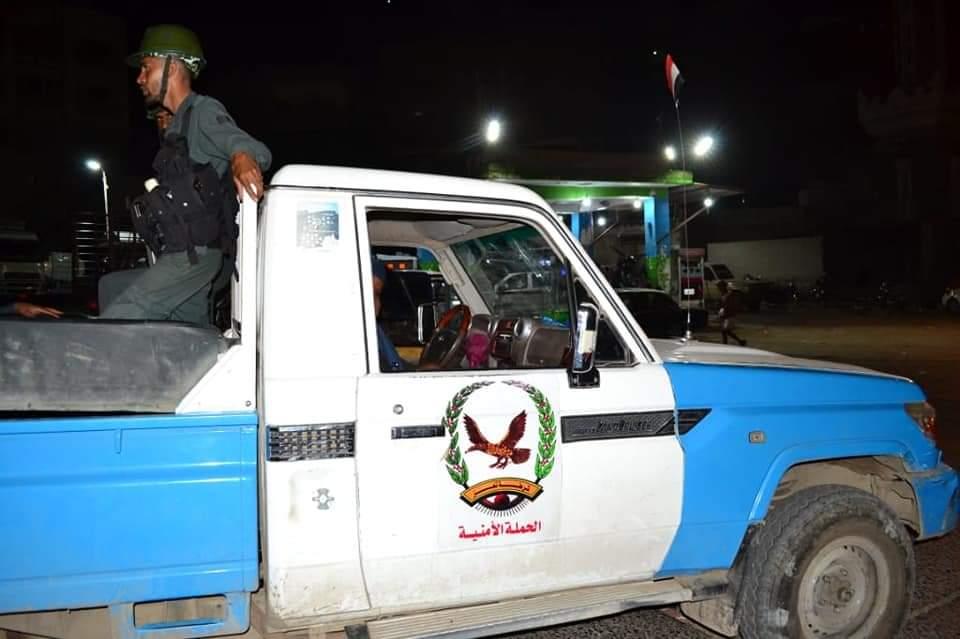 أجهزة الأمن تقبض على عدد من المشتبه بهم في حادثة اغتيال بتعز