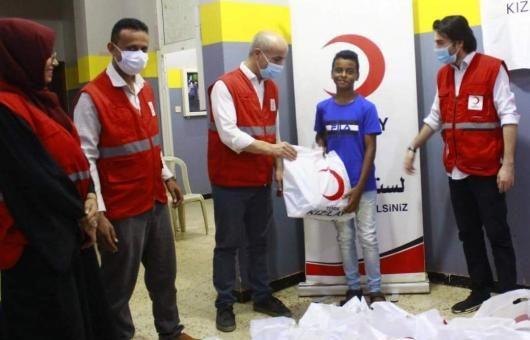 اتهامات لمليشيات الانتقالي المدعومة اماراتيا بمحاولة اغتيال مسؤول في الهلال الأحمر التركي بعدن