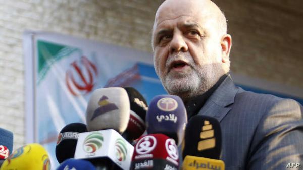 اعتبرته تهديدا لامن وسيادة العراق.. واشنطن تفرض عقوبات على السفير الإيراني في العراق