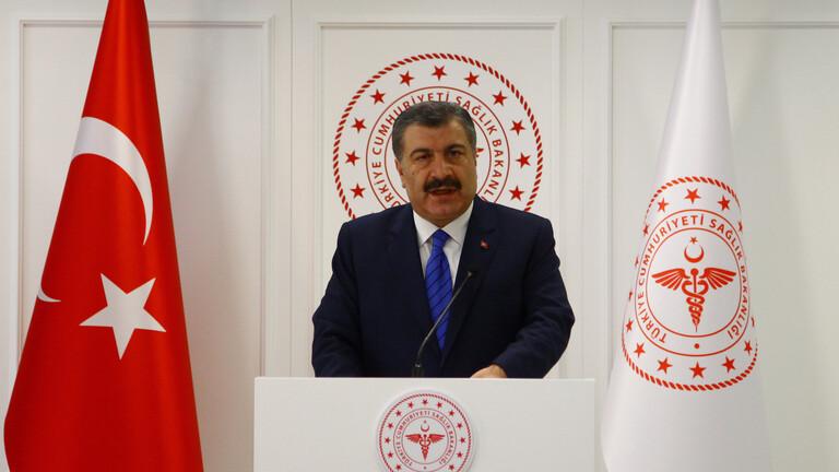 مسؤول تركي: 40 في المئة من إصابات كورونا الجديدة تسجل في مدينة اسطنبول