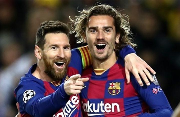 تقارير صحافية: برشلونة يخطط للتخلي عن مهاجمه الفرنسي أنطوان غريزمان