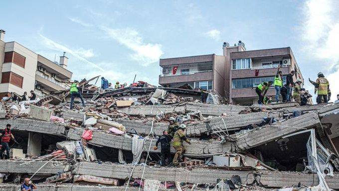 """زلزال """"ازمير"""" ليس الاخير.. سيرة تركيا والزلازل عبر التاريخ"""