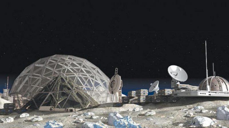 صحيفة الغارديان: شركة بريطانية تعتزم تحويل صخور القمر إلى أكسجين