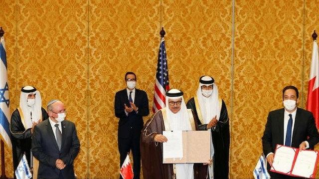وزير الخارجية البحريني يعلن طلب بلاده فتح سفارة لها في إسرائيل
