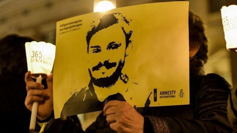 مصر تغلق مؤقتا التحقيق في مقتل الباحث الإيطالي ريجيني