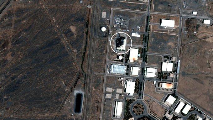 صحيفة نيويورك تايمز تكشف عن نقل إيران منشأة نووية إلى منطقة تحت الأرض داخل سلسلة جبال نطنز