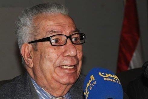 """وفاة رجل التاريخ اليمني الحديث """"الدكتور سيد مصطفى سالم"""" ورئيس الوزراء ينعي رحيله"""