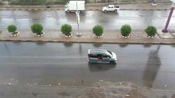 فلكي يمني: توقعات بارتفاع ملحوظ لهطول الأمطار وتراجع درجات الحرارة في اليمن