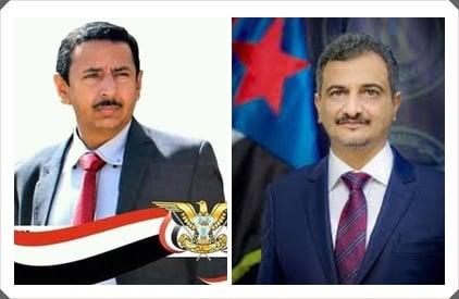 """""""بن عديو"""" الى الرياض و """"لملس"""" الى أبوظبي.. فما هو الفرق بين الزيارتين!!"""