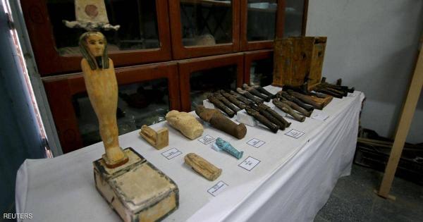 مصر تعلن عودة آلاف الآثار المسروقة