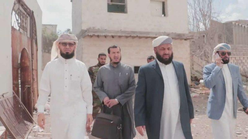 الأوقاف يوجه بإعادة ترميم معهد الإمام البيحاني بعدن
