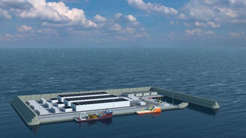 جزيرة اصطناعية لإنتاج الطاقة.. الدنمارك تبني مشروعا لتوفير طاقة لــ3 ملايين منزل