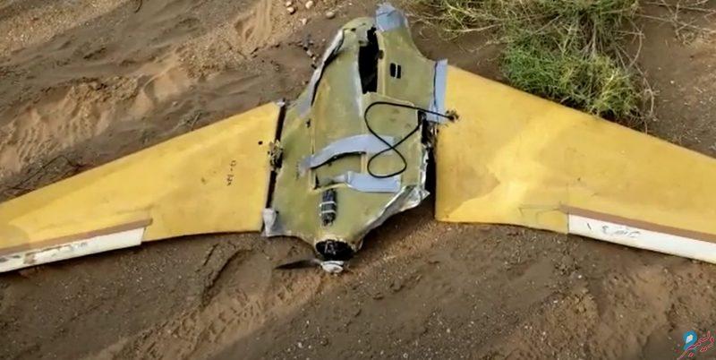 التحالف يعلن تدمير طائرة حوثية مفخخة فجر اليوم الاحد أطلقتها مليشيا الحوثيين باتجاه السعودية