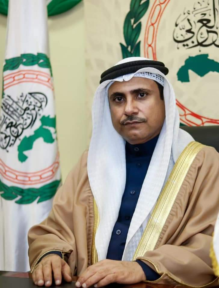 البرلمان العربي يعلن اعتراف الإتحاد البرلماني الدولي بمجلس النواب اليمني كممثل شرعي للشعب اليمني
