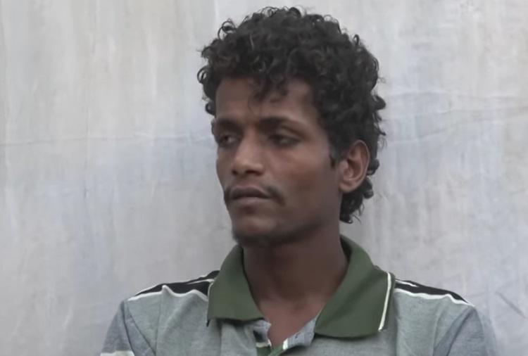 شاهد اعترافات أسرى حوثيين في قبضة ابطال الجيش الوطني بجبهة صرواح غرب مارب