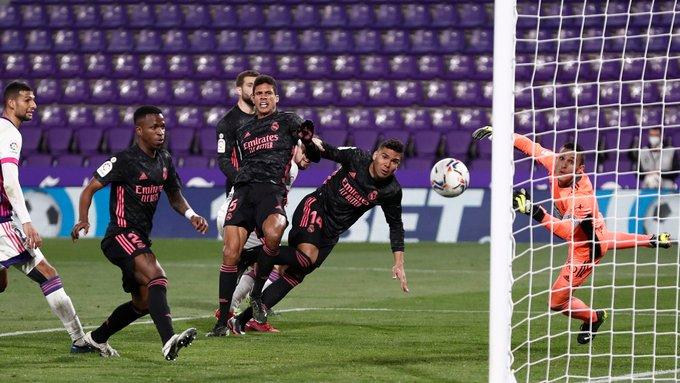 ريال مدريد يحقق فوز صعب على بلد الوليد