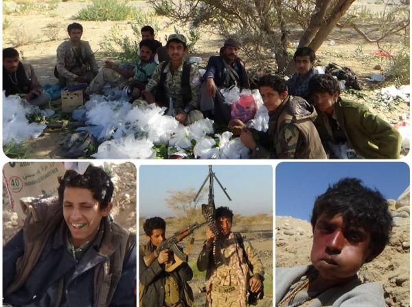 مصرع كتيبة حوثية بكامل افرادها في مأرب