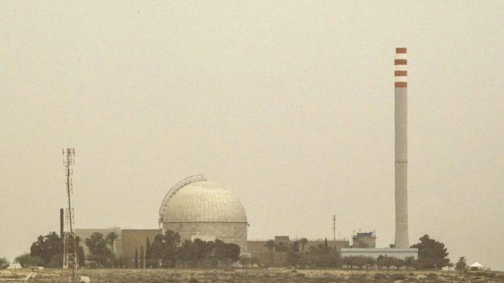 """إسرائيل توسع مفاعل """"ديمونا"""" النووي بصمت في منطقة نووية غير آمنة"""