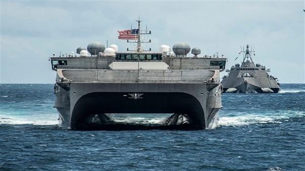وصول سفينة عسكرية أمريكية إلى ميناء بورتسودان السوداني تعتبر الأولى منذ عقود