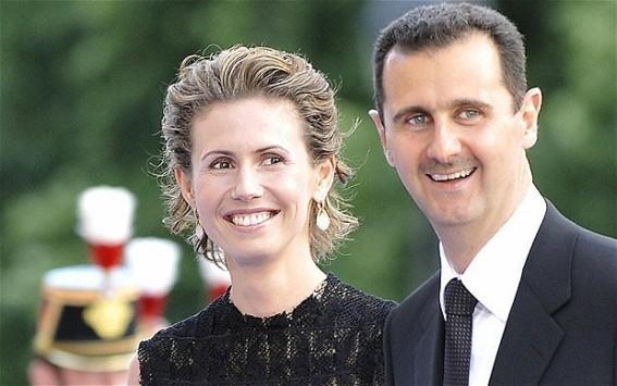 الاعلان رسمياً عن اصابة بشار الأسد وزوجته أسماء بفيروس كورونا