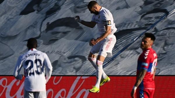 ريال مدريد يحقق فوزا صعبا على إلتشي ضمن منافسات الدوري الإسباني