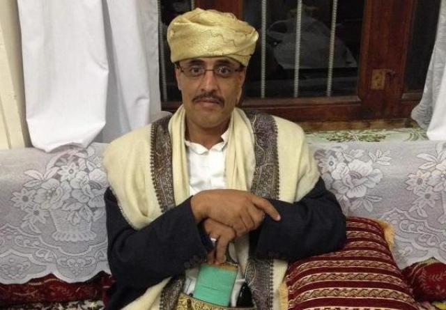"""مليشيات الحوثي تقتل قيادي مؤتمري بعد تعذيبه في سجونها """"الإسم"""""""