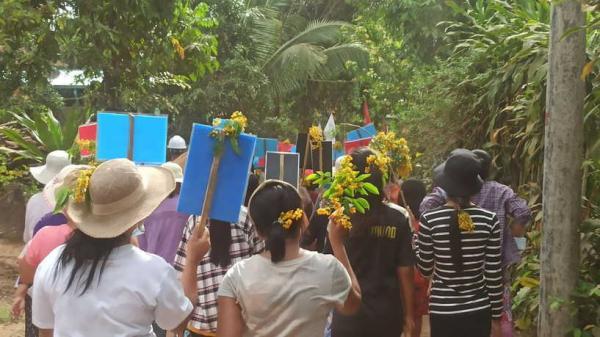 هجوم لقوات معارضة للحكم العسكري في ميانمار يتسبب بمقتل 10 من أفراد الشرطة