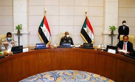مجلس الأمن والدفاع السوداني يعلن تشكيل قوة مشتركة قادرة على حفظ الأمن في دارفور