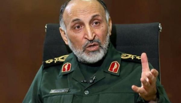 الحرس الثوري الإيراني يعلن وفاة نائب قائد فيلق القدس
