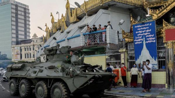 الإتحاد الأوروبي يفرض عقوبات على مسؤولين عسكريين وشركات في ميانمار