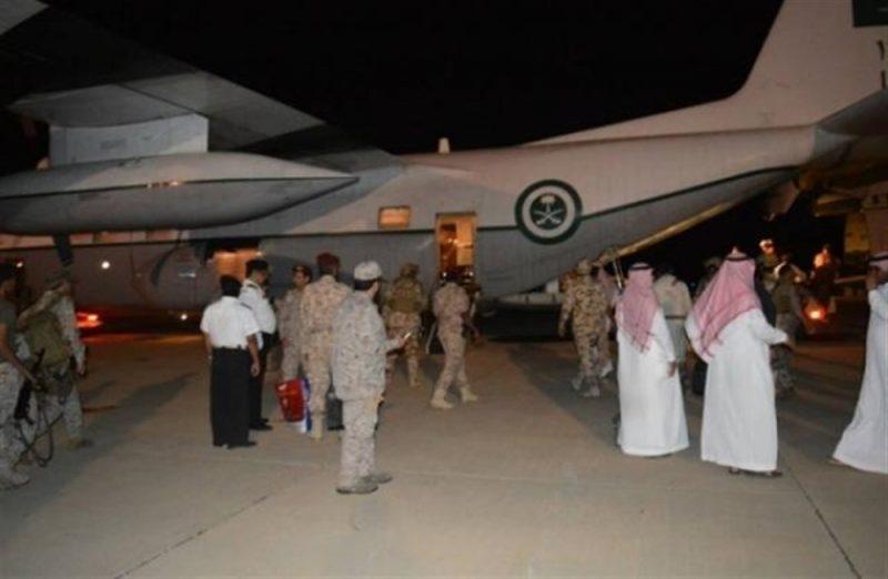 وصول وفد عسكري إلى سقطرى ومؤشرات بحل الإشكالية الناتجة عن الإنقلاب
