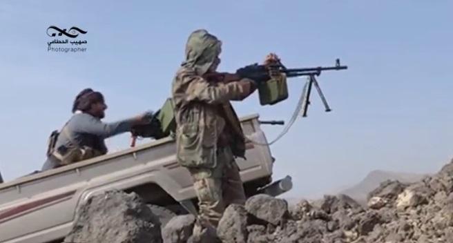 شاهد بالفيديو .. الجيش الوطني والمقاومة والتحالف يكسرون أقوى هجوم لمليشيات الحوثي في جبهة المشجح غرب مأرب
