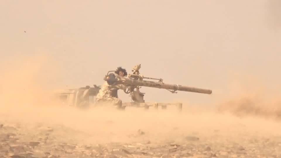 قوات الجيش تتقدم في الجوف وتحرر مواقع جديدة