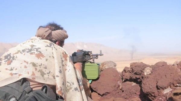 الجيش الوطني يحقق تقدم جديد غرب مأرب ويحرق آليات عسكرية حوثية