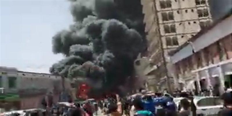 على خلفية تهريب الوقود.. مواجهات مسلحة بين قادات حوثية في مديرية نهم شرق صنعاء تسفر عن قتلى وجرحى