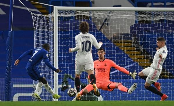 تشيلسي يتأهل إلى نهائي دوري أبطال أوروبا بعد تغلبه على ريال مدريد