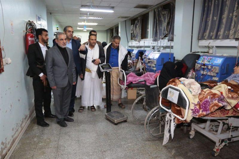ايرلو يقتحم قسم النساء والولادة في العاصمة صنعاء والحكومة تستنكر
