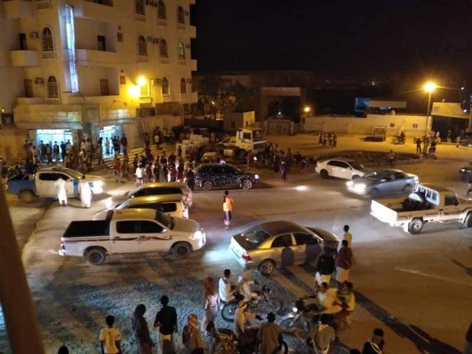 مسلحون يطلقون النار على شخصين في مدينة سيئون بحضرموت