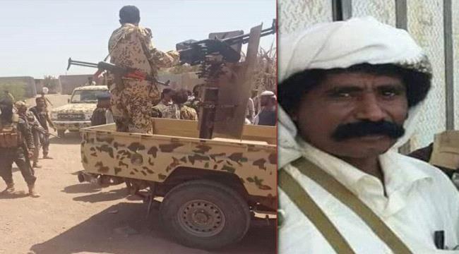 قوات تابعة لطارق صالح تختطف قيادي في المقاومة التهامية وتقتاده مع جميع افراد اسرته الى سجونها