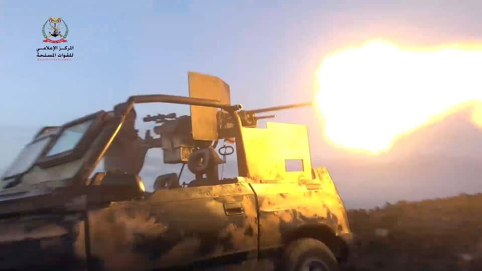 قوات الجيش تصد هجوما لمليشيا الحوثي غربي مأرب وتكبدها خسائر كبيرة