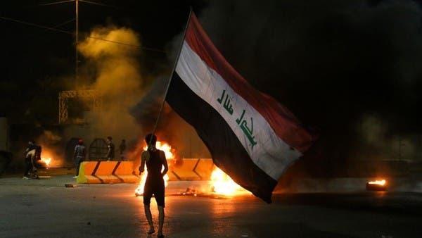 إيران تستدعي سفير العراق احتجاجا على حرق قنصليتها بكربلاء