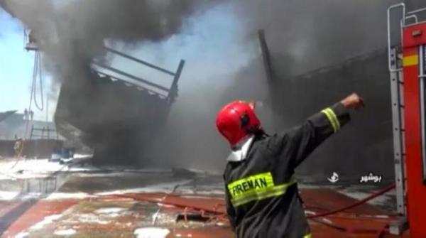 إنفجار في مجمع صناعي بطهران يؤدي بحياة شخصين