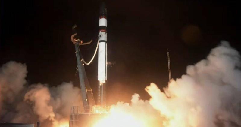 بعد الصاروخ الصيني.. فقدان السيطرة على الصاروخ الأمريكي من شركة روكيت تاب