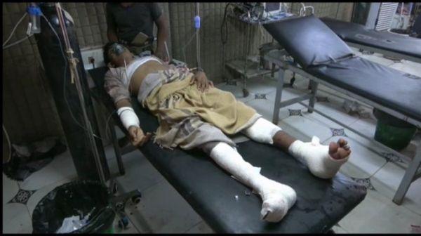 مليشيا الحوثي ترتكب مجزرة في سوق شعبي بالحديدة