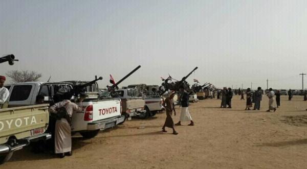 مليشيا الحوثي تعتقل شيخا قبليا مواليا لها في البيضاء